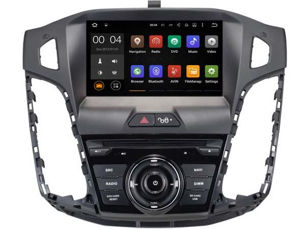 Autoradio Android GPS